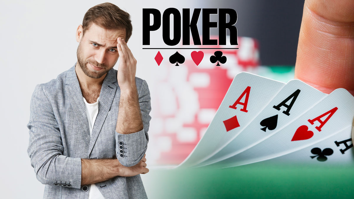 Mistakes to Avoid in Playing Online Poker Gambling